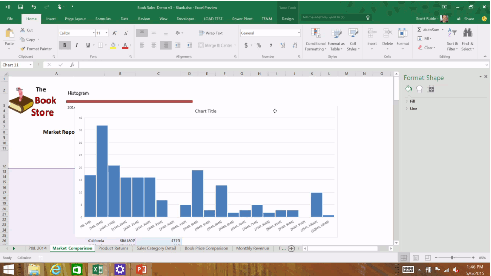 histogram-Excel2016