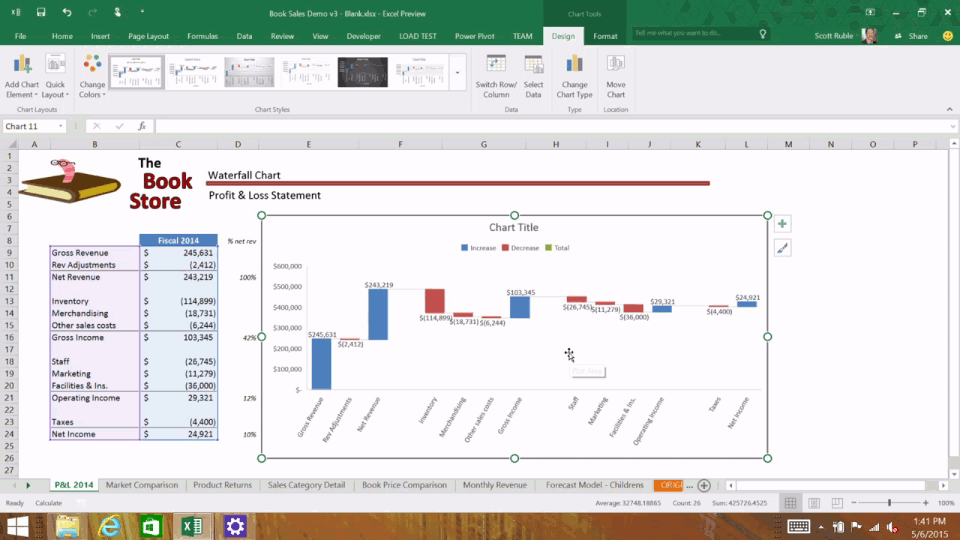 waterfall-excel2016