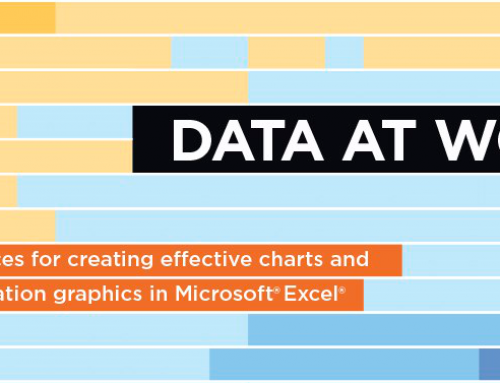 Data at work: a data visualization book for Excel users